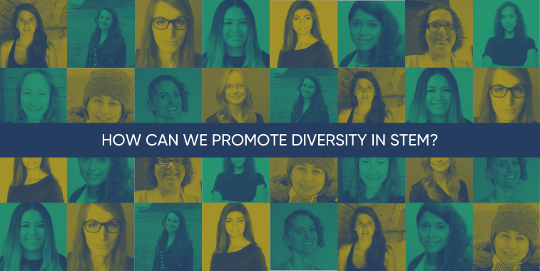 The Diversity Diaries: How Can We Promote Diversity in STEM?