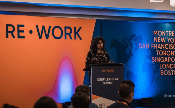 Doina Precup presents the latest on Reinforcement Learning