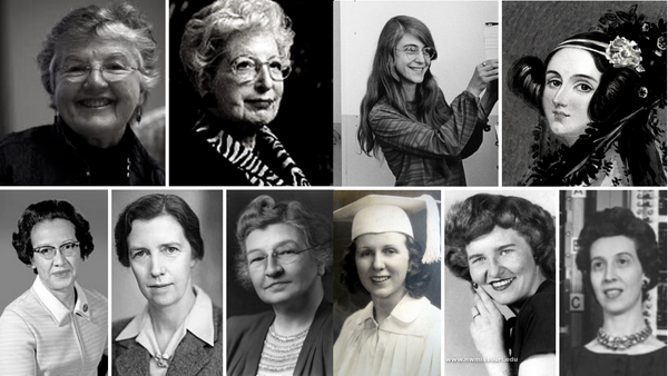 Female Pioneers in Computer Science You May Not Know