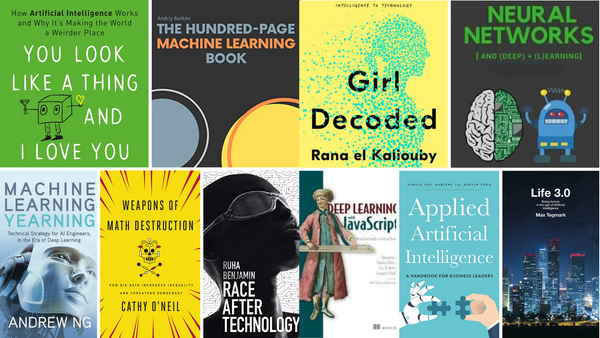 10 Must-Read AI Books in 2020