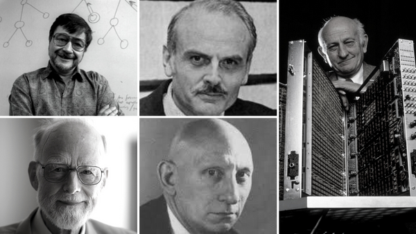 5 Turing Award Winners You May Not Know