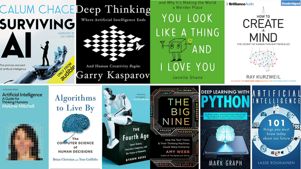 Top 15 AI and Machine Learning Audiobooks