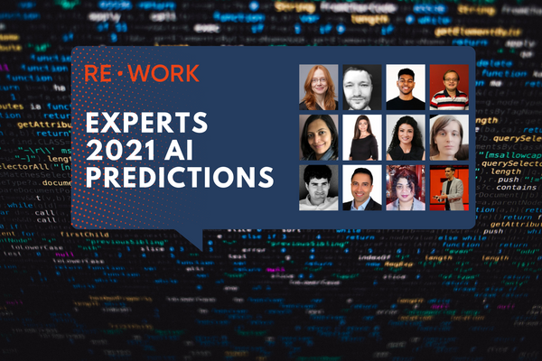 AI Experts Predict 2021 Trends